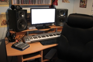 Producing from Bedroom