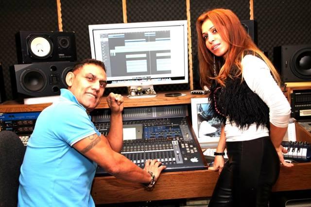 Sonny B and Aysel Yilmaz